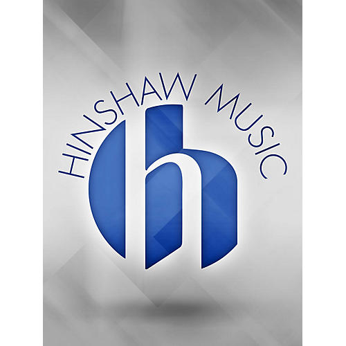 Hinshaw Music I Will Lift Up Mine Eyes SATB Composed by Charles Brown