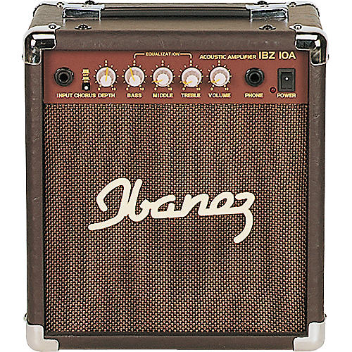 Ibanez IBZ10A 10W Acoustic Amplifier