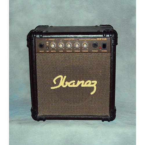 Ibanez IBZ10A Acoustic Guitar Combo Amp