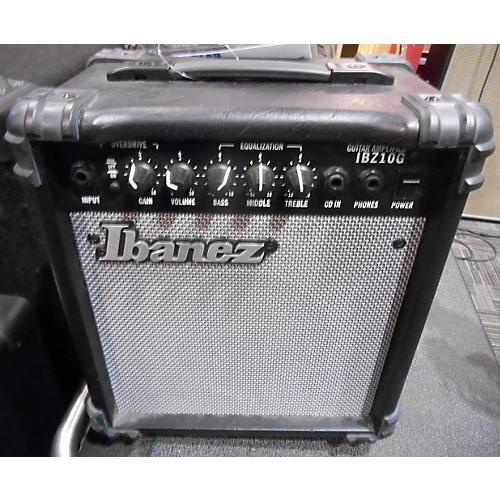 Ibanez IBZ10B 1X6.5 10W Bass Combo Amp