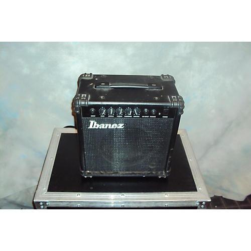 Ibanez IBZ10B 1X6.5 10W Black Bass Combo Amp