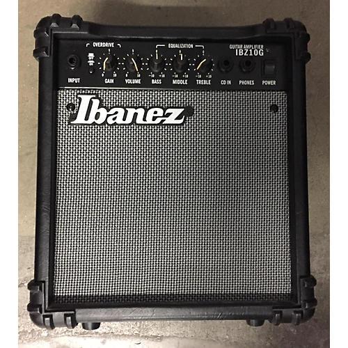Ibanez IBZ10G Tone Blaster 1X6.5 10W Guitar Combo Amp-thumbnail