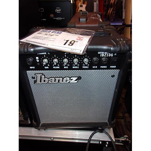 Ibanez IBZ10G Tone Blaster 1X6.5 10W Guitar Combo Amp