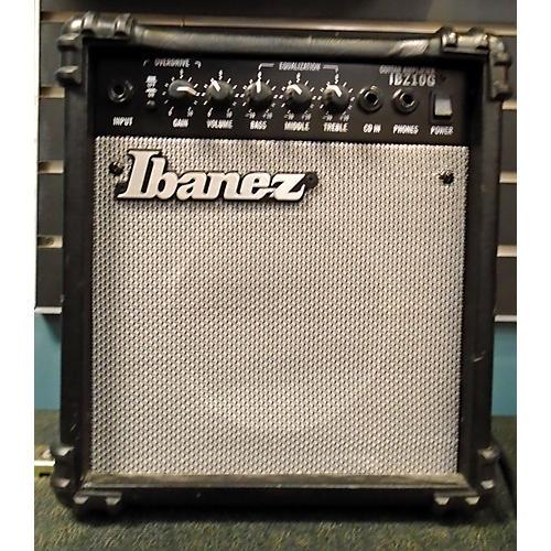 used ibanez ibz10g tone blaster 1x6 5 10w guitar combo amp guitar center. Black Bedroom Furniture Sets. Home Design Ideas