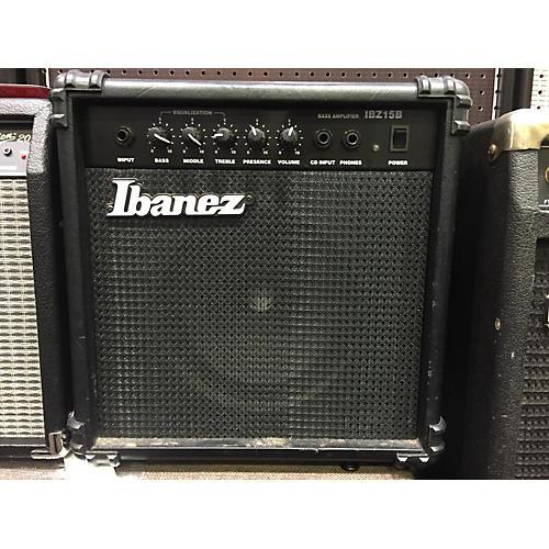 Ibanez IBZ15B Bass Combo Amp-thumbnail