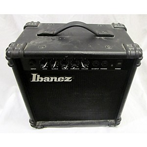 Pre-owned Ibanez IBZ15B Bass Combo Amp