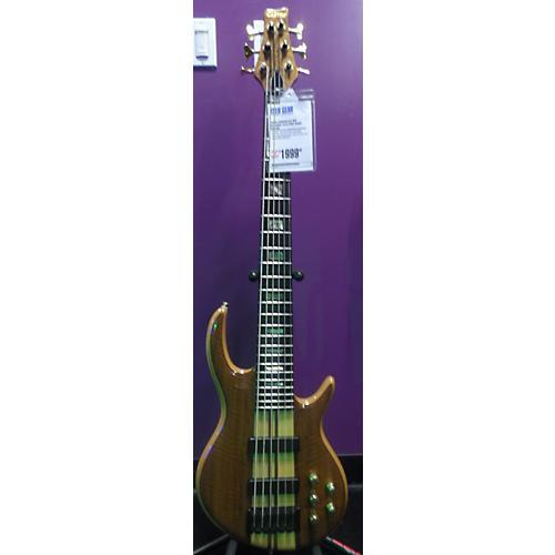 Carvin IC6-WP Electric Bass Guitar Natural