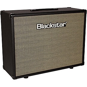 blackstar id series 2x12 guitar speaker cabinet black guitar center. Black Bedroom Furniture Sets. Home Design Ideas