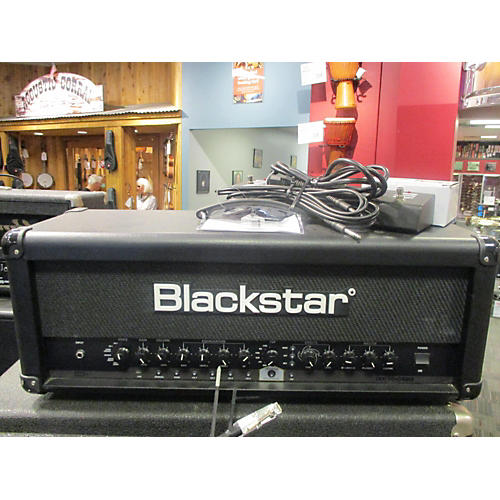 Blackstar ID:100H 100W Programmable Solid State Guitar Amp Head-thumbnail