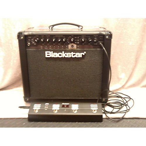 Blackstar ID:15 1x10 15W Programmable Guitar Combo Amp-thumbnail