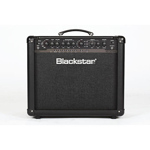 Blackstar ID:30 1x12 30W Programmable Guitar Combo Amp with Effects Black