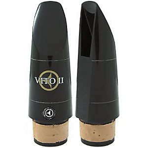 Vito II Bb Clarinet Mouthpiece