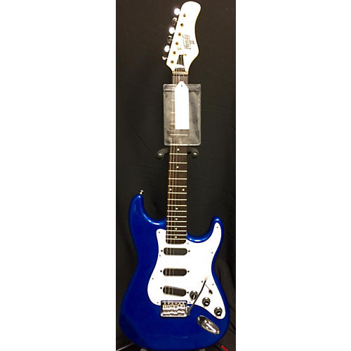 II Strat Style Solid Body Electric Guitar-thumbnail