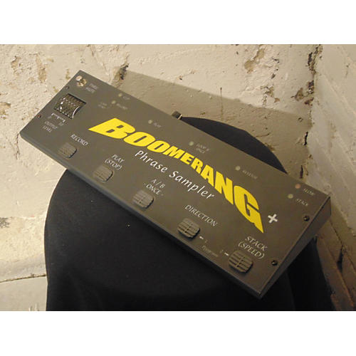 Boomerang III Phrase Sampler Pedal-thumbnail