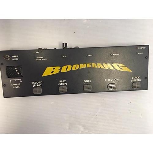 Boomerang III Phrase Sampler Pedal