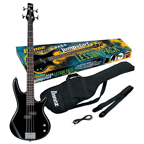 Ibanez IJLB50 Jumpstart Bass Package Black