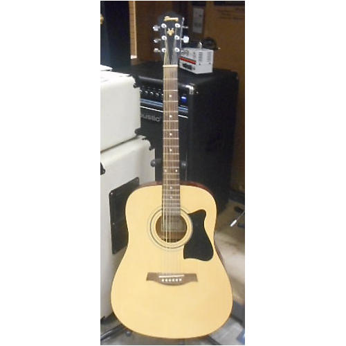 Ibanez IJV50 Brown Acoustic Guitar-thumbnail