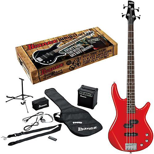 Ibanez IJXB150B Jumpstart Bass Package-thumbnail