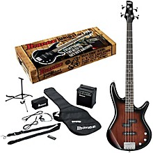 IJXB150B Jumpstart Bass Package Walnut Sunburst