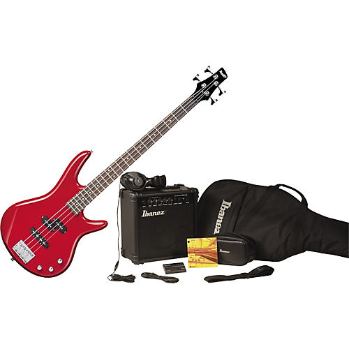 Ibanez IJXB190 Electric Bass Jumpstart Pack Black