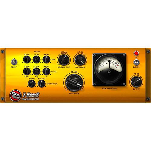 IK Multimedia IK T-RackS Single - Classik Multi-Band Limiter Software Download-thumbnail