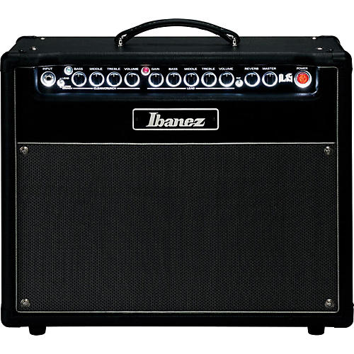 Ibanez IL15 Iron Label Tube Combo Amplifier-thumbnail