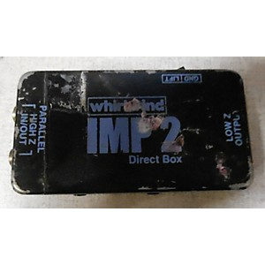 Pre-owned Whirlwind IMP2 Direct Box by Whirlwind