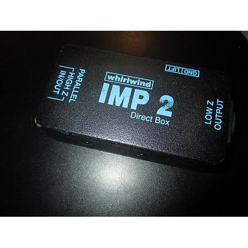 Whirlwind IMP2 Mixer Light