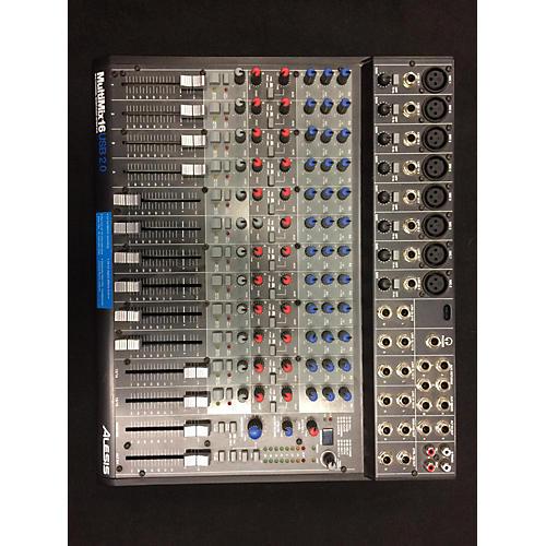 Alesis IMultiMix 16 USB Unpowered Mixer