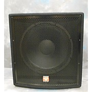INT-118S Unpowered Subwoofer