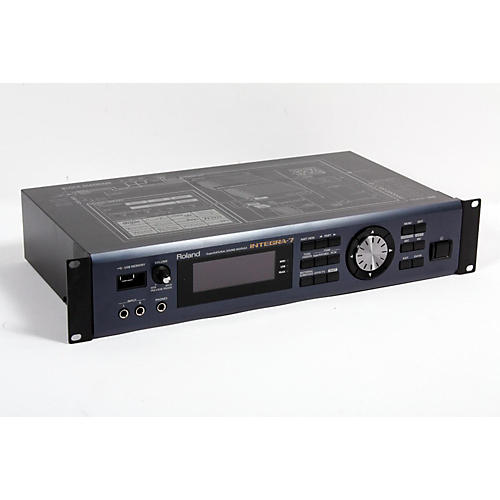 Roland INTEGRA-7 SuperNATURAL Sound Module-thumbnail