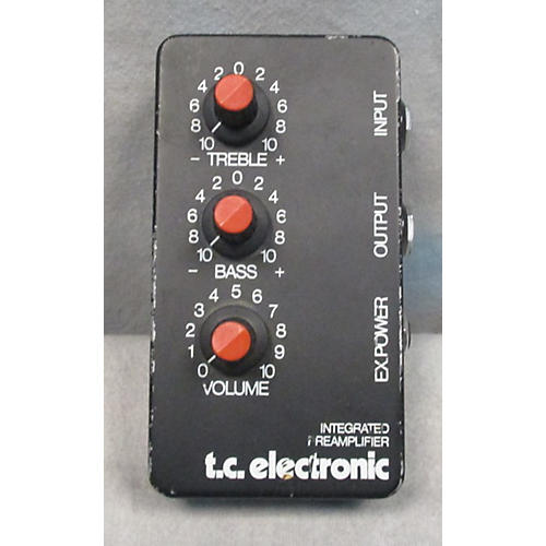TC Electronic INTEGRATED PREAMP Pedal