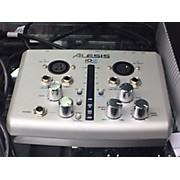 Alesis IO2 Audio Converter