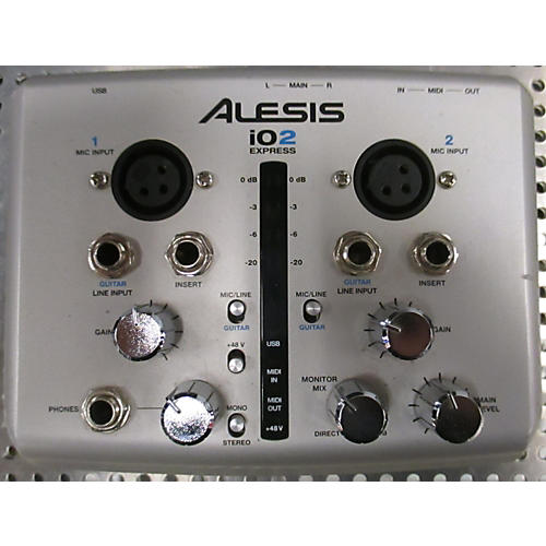 Alesis IO2 EXPRESS Audio Interface-thumbnail