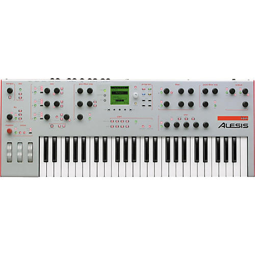 Alesis ION Analog Modeling DSP Synthesizer