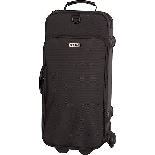 Protec IP301DWL iPACc Double Trumpet Case with Wheels-thumbnail
