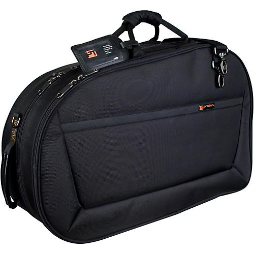 Protec IPAC Deluxe Series Screw Bell French Horn Case Black