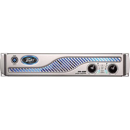 Peavey IPR 2 7500 w/Lightweight Dual Space Rackmount Power Amp