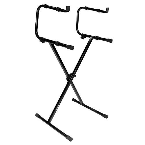 Ultimate Support IQ-1200 2-Tier X-Style Keyboard Stand-thumbnail