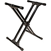 Ultimate Support IQ-3000 Double-Brace X-Style Keyboard Stand