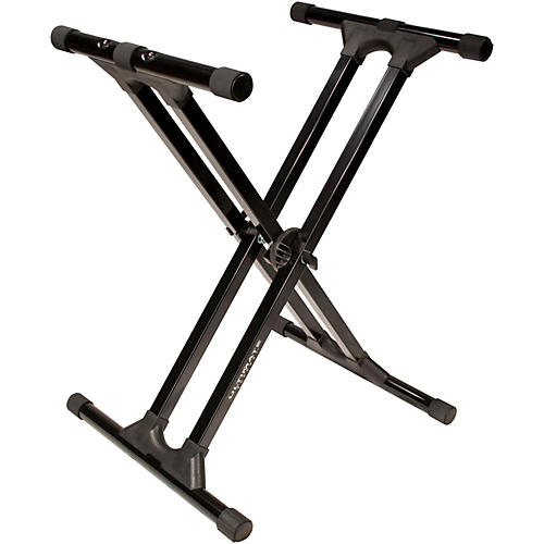 Ultimate Support IQ-3000 Double-Brace X-Style Keyboard Stand-thumbnail