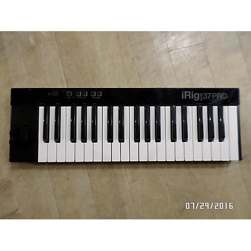 IK Multimedia IRIG 37PRO MIDI Controller