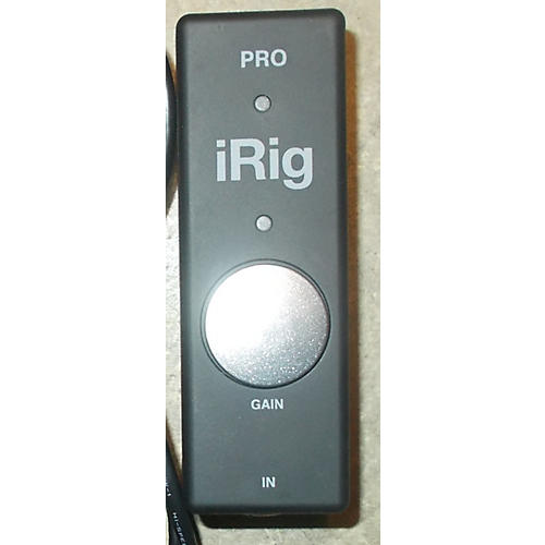 IK Multimedia IRIG PRO Audio Interface