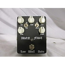 Lone Wolf Audio IRON FIST Effect Pedal