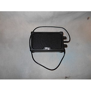 Pre-owned IK Multimedia IRig Nano Battery Powered Amp by IK Multimedia