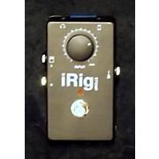 IK Multimedia IRig Stomp MIDI Foot Controller