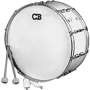 CB Percussion IS3650 Watt Bass Drum by CB Percussion