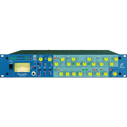 Focusrite ISA 220 Session Pack Mic Preamp