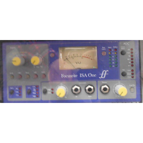Focusrite ISA One Classic Microphone Preamp