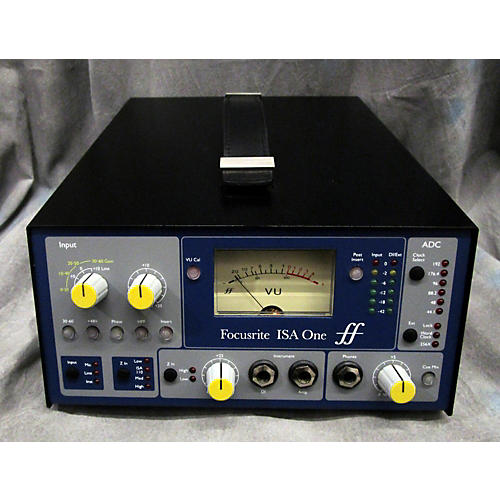 Focusrite ISA One Classic W/ AD Card Microphone Preamp-thumbnail